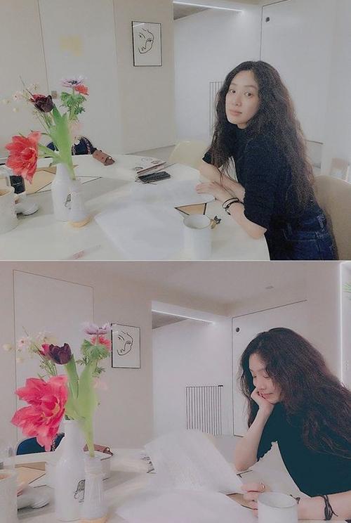 [사진]정려원 SNS