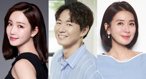[사진]와이트리컴퍼니 제공, 드라마 '거짓말의 거짓말' 주연들