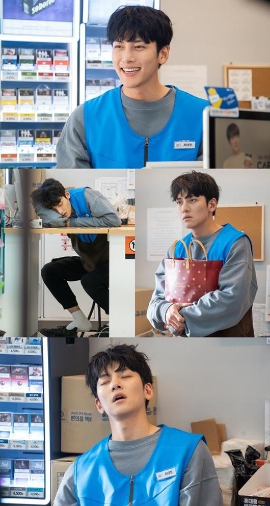 [사진]SBS '편의점 샛별이' 제공