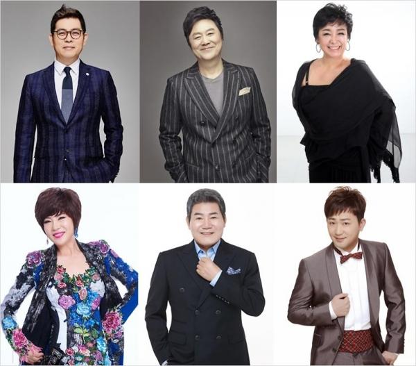 [사진]MBN 제공, '보이스트롯' 출연진