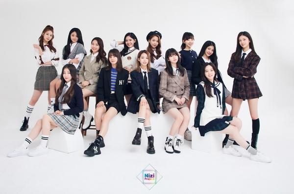 [사진]JYP엔터테인먼트 제공, '니지 프로젝트' 파트 2 출연자
