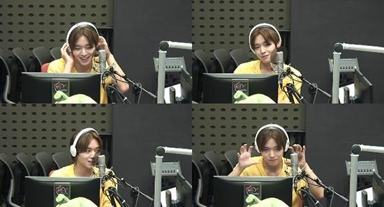 사진 = KBS Cool FM '강한나의 볼륨을 높여요' 보이는 라디오 캡처