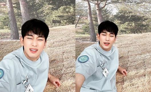 [사진]김수현 SNS