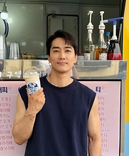 [사진]송승헌 인스타그램