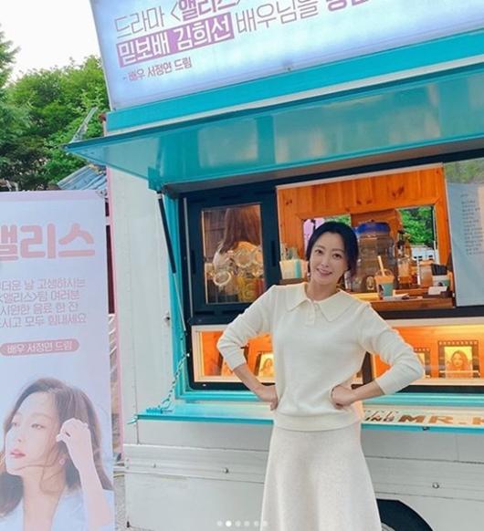 [사진]김희선 인스타그램