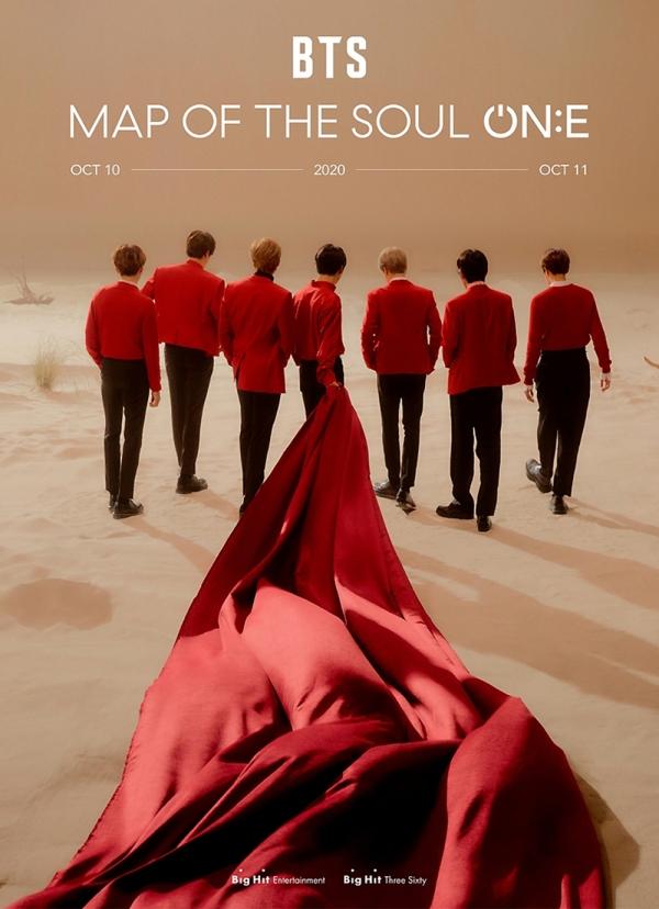 [사진]빅히트엔터테인먼트 제공, 'BTS 맵 오브 더 솔 원' 공연