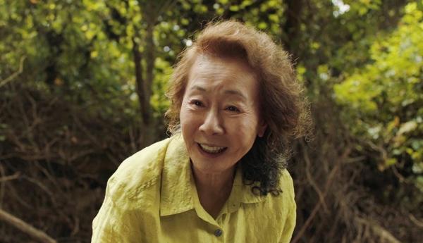 [사진]판씨네마 제공, 영화 '미나리'의 윤여정
