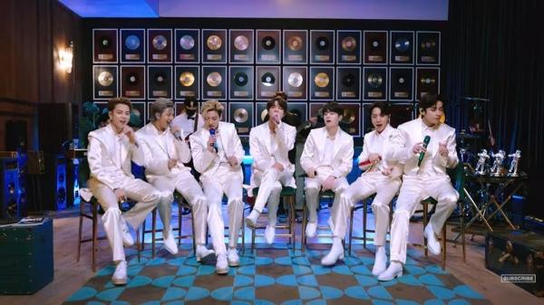 [사진]MTV 유튜브 캡처, BTS 언플러그드 예고편 영상