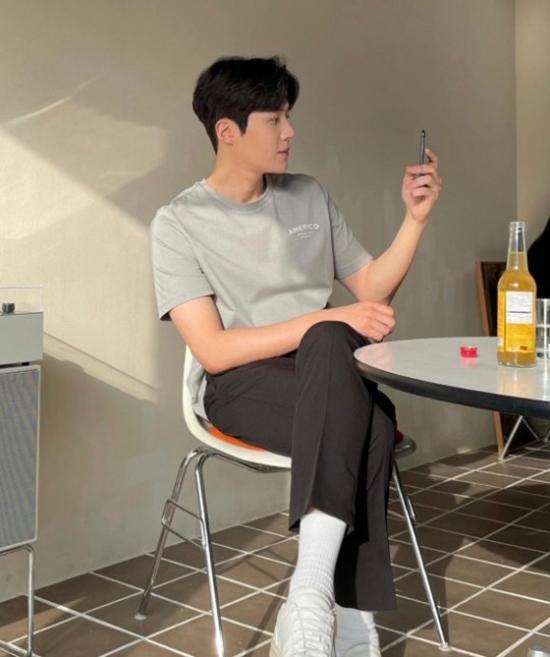 [사진]김선호 스태프 인스타그램