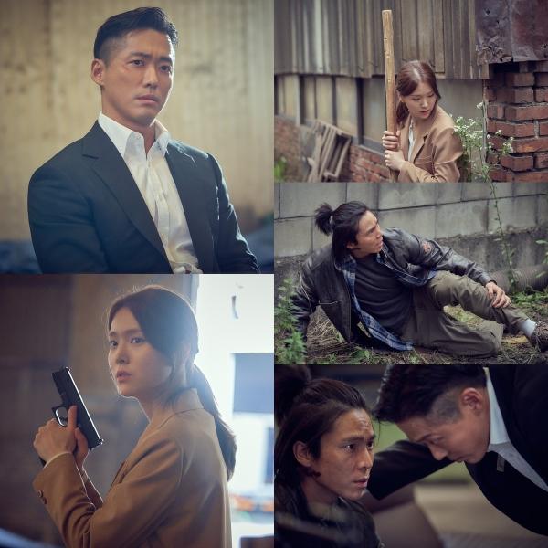 사진 제공: MBC 금토드라마 <검은 태양>